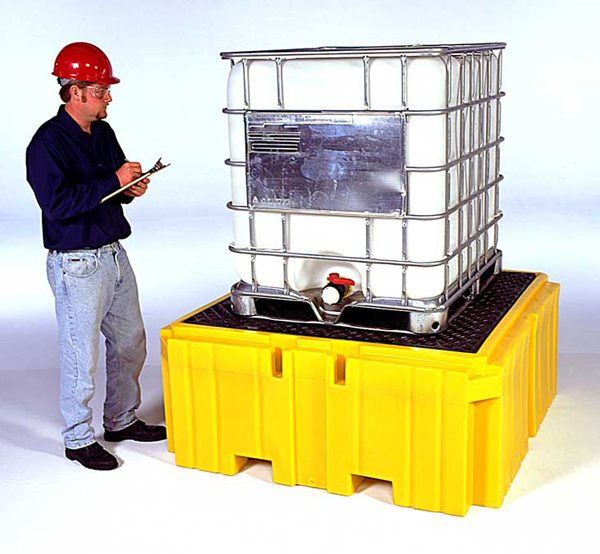 Ultratech Low Cost Modular Spill Containment For Multiple